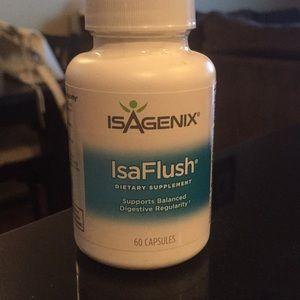Isagenix isaflush capsules (60)